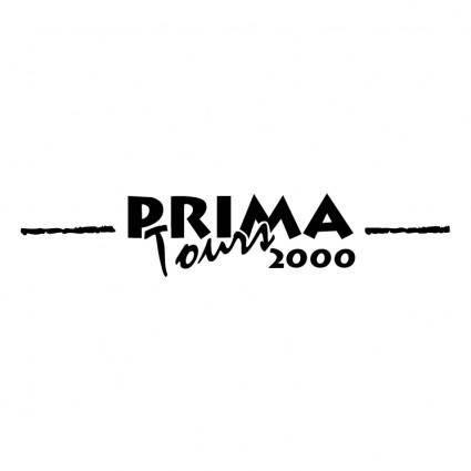 Prima tours 2000