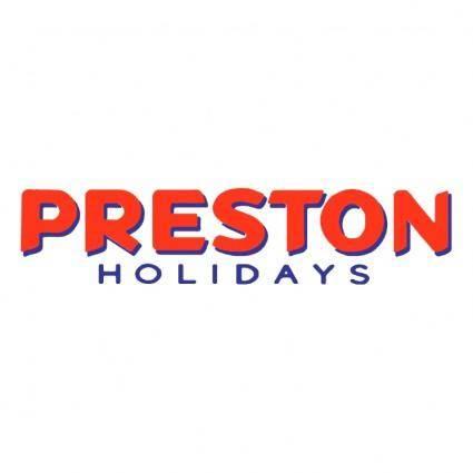 free vector Preston holidays
