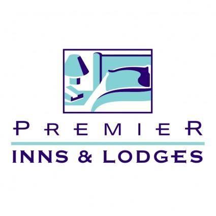 free vector Premier inns lodges