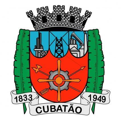 free vector Prefeitura municipal de cubatao