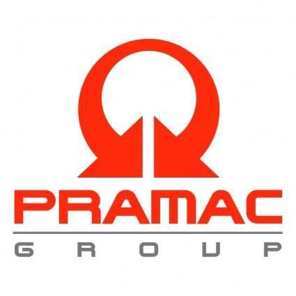 free vector Pramac group