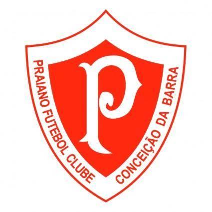 free vector Praiano futebol clube de conceicao da barra es