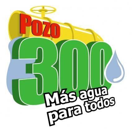 free vector Pozo 300