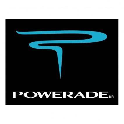 free vector Powerade 3