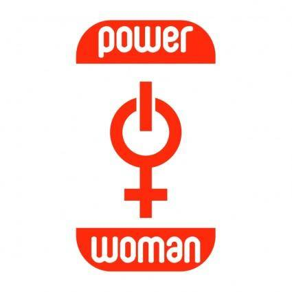 free vector Power woman 0