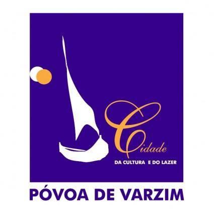 free vector Povoa de varzim