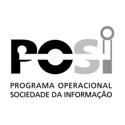 free vector Posi
