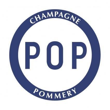 free vector Pop pommery