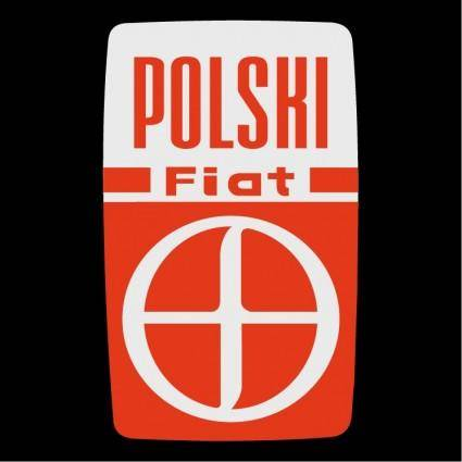 free vector Polski fiat