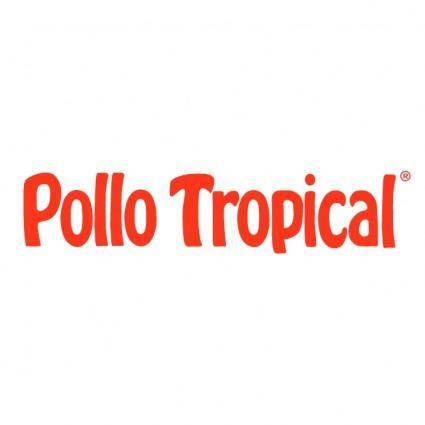 free vector Pollo tropical