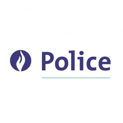 free vector Police belge 0