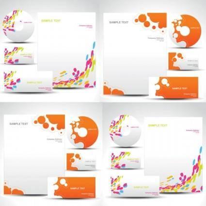 free vector The practical application of vector enterprise vi
