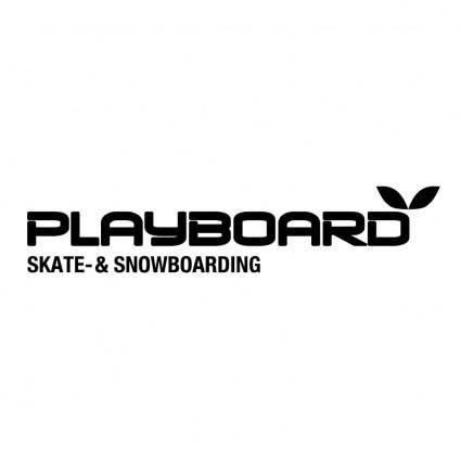 free vector Playboard