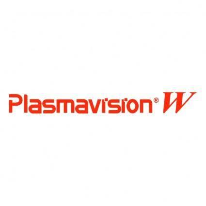 free vector Plasmavision w