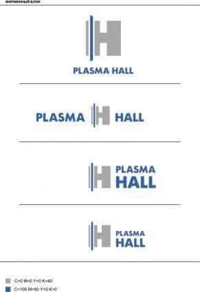 free vector Plasma hall