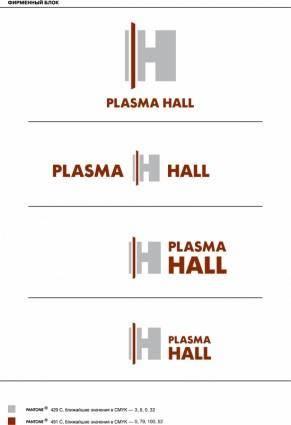 free vector Plasma hall 0