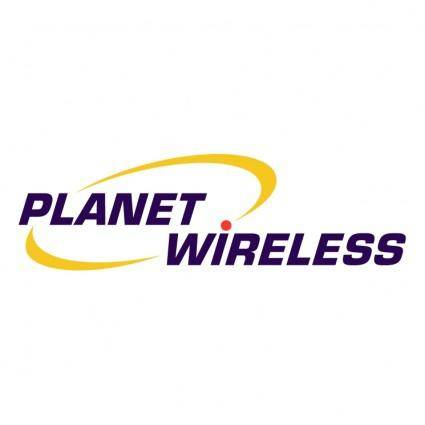 free vector Planet wireless