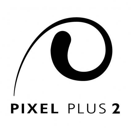 free vector Pixelplus 2