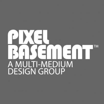 free vector Pixel basement%E2%84%A2 3