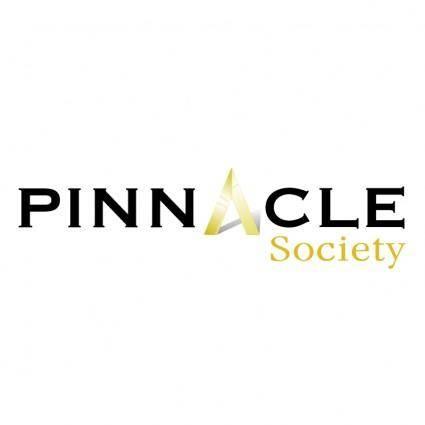 free vector Pinnacle society