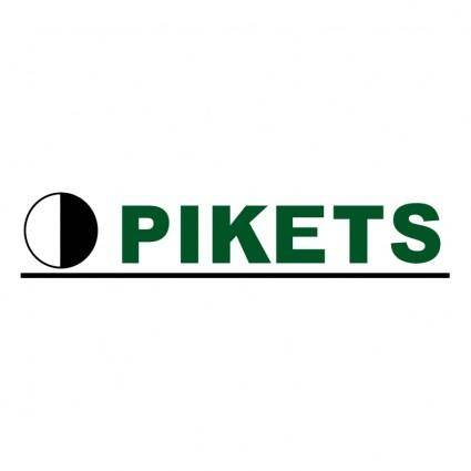 free vector Pikets