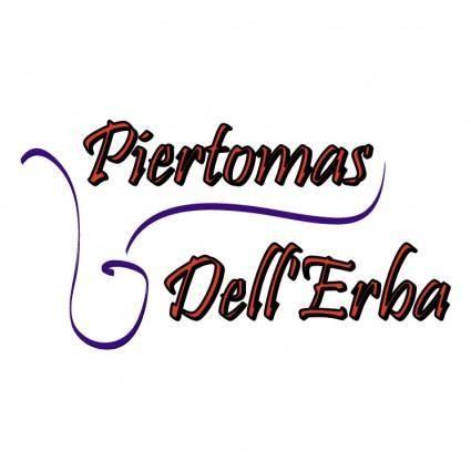 free vector Piertomas dellerba