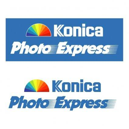 free vector Photo express 2