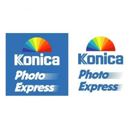 free vector Photo express 1