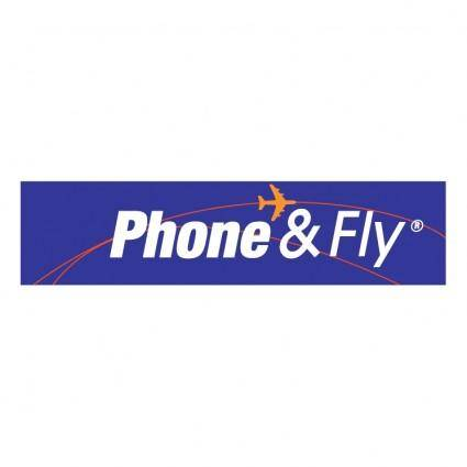 Phone fly
