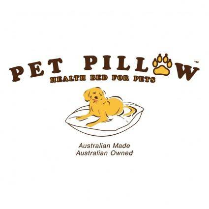 Pet pillow