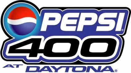 free vector Pepsi 400 at daytona