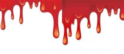 free vector Vector blood