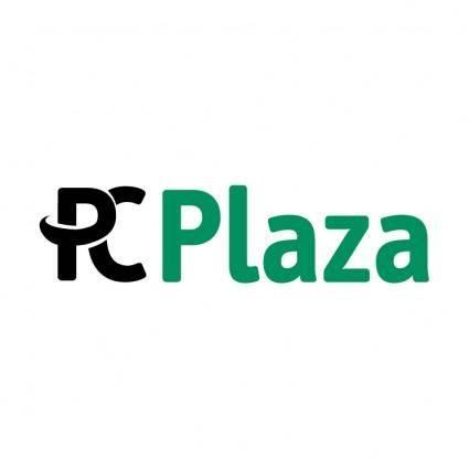 free vector Pc plaza