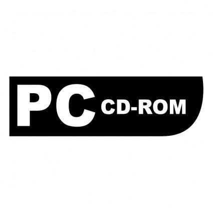 free vector Pc cd rom