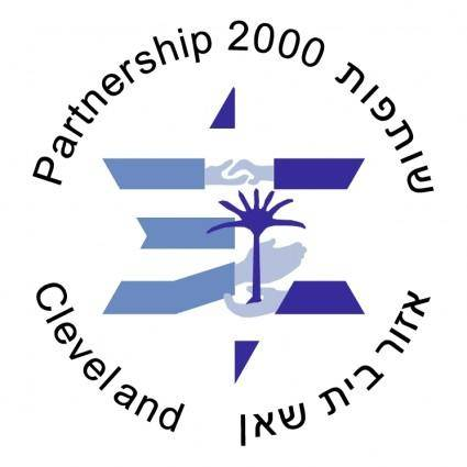 Partnership 2000 cleveland for israel