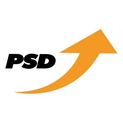 free vector Partido social democrata