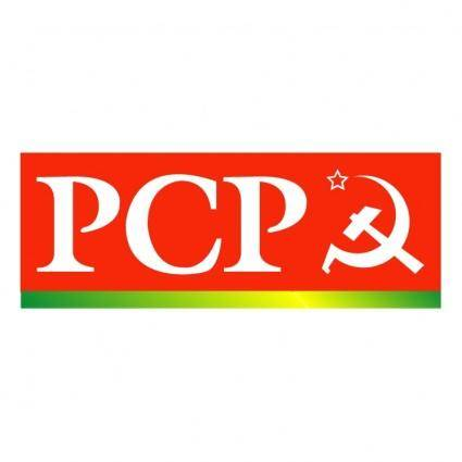 free vector Partido comunista portugues