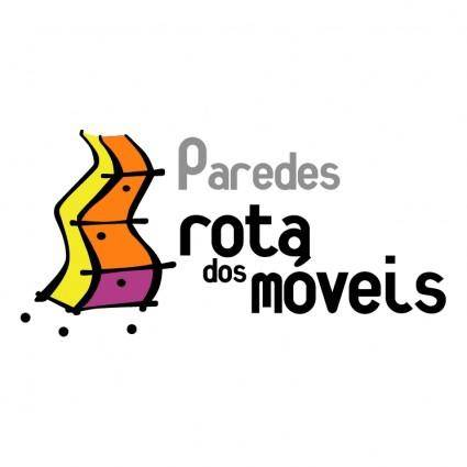 free vector Paredes rota dos moveis