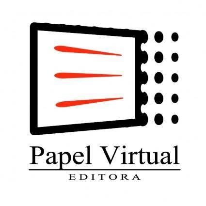 Papel virtual editora