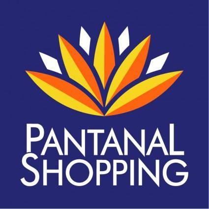 free vector Pantanal shopping