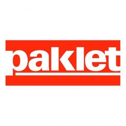 free vector Paklet