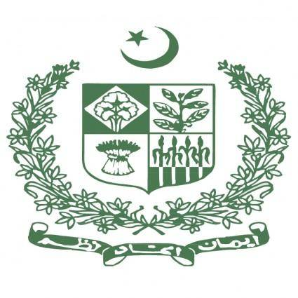 free vector Pakistan government