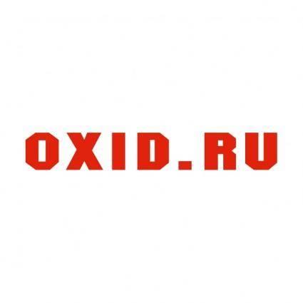 free vector Oxidru