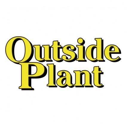 Outside plant
