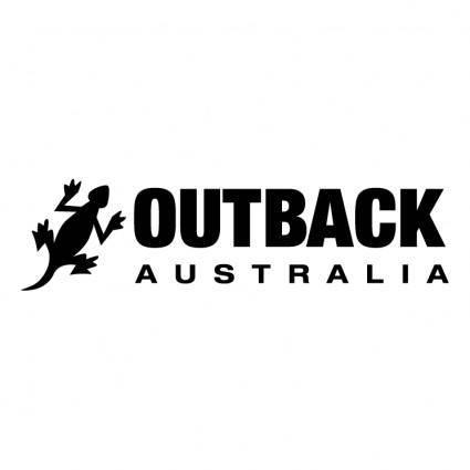 free vector Outback australia