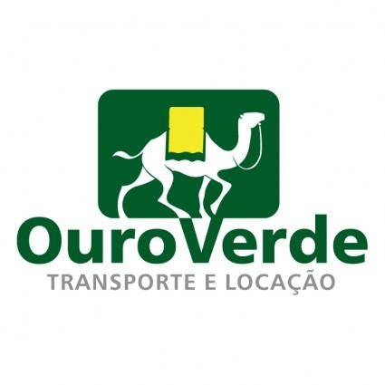 free vector Ouro verde