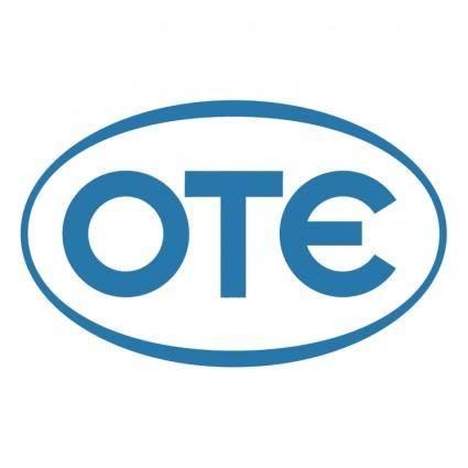 free vector Ote 0