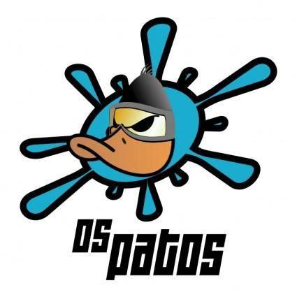 free vector Os patos