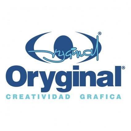 Oryginal creatividad grafica