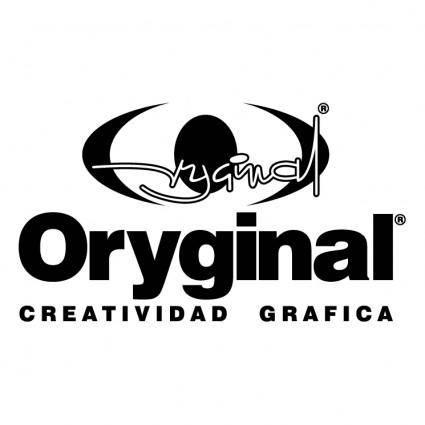 Oryginal creatividad grafica 0